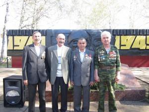 Воины-афганцы